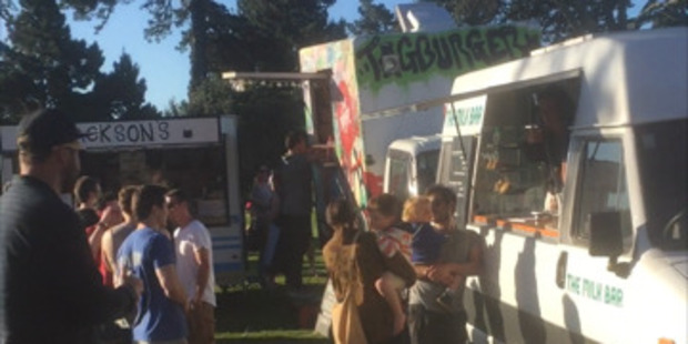 The latest addition to Tauranga's booming food truck business has applied for a special liquor licence so people can enjoy a glass of wine or boutique beer with their outdoor meal. Photo/supplied