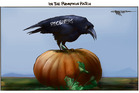 Iconic NZ business Pumpkin Patch goes into receivership. Illustration / Rod Emmerson