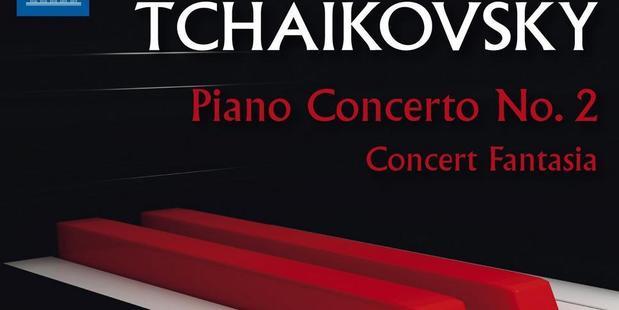 Tchaikovsky, Piano Concerto No.2 & Concert Fantasia.