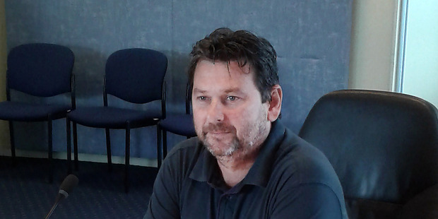 Glenn Meikle of Rising Tide Bar