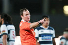 NUMBER ONE: Tauranga's Glen Jackson will referee the Premiership final tomorrow night. PHOTO/photosport