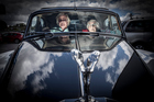 Alastair Caldwell, 73, and his mother Dorothy, 98, have clocked up the rally miles. Picture / Michael Craig