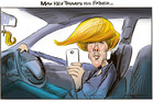Max Key trumps his father. Illustration / Rod Emmerson