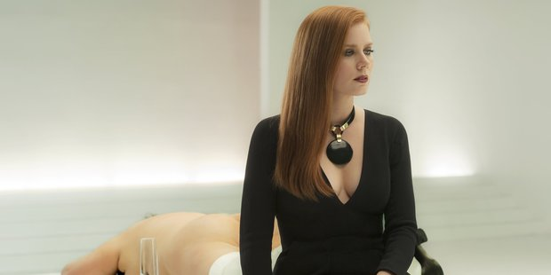 Amy Adams stars in Nocturnal Animals, directed by Tom Ford.