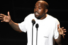 Kanye West is furious his friend Frank Ocean is getting no credit for his new album, Blonde. Photo / AP