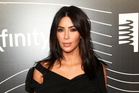 TV personality Kim Kardashian West. Photo / AP
