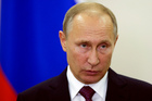 Vladimir Putin has every reason to prefer the winner to be Donald Trump. Photo / AP