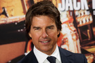 Tom Cruise is serious about this new relationship with an unnamed British woman. Photo / AP