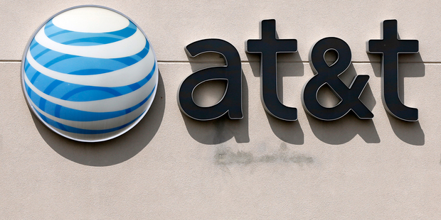 The giant phone company AT&T is buying Time Warner, owner of the Warner Bros. movie studio as well as HBO and CNN. Photo / AP