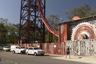 Dreamworld was closed yesterday after four people died when their River Rapids ride went tragically wrong.  Photo / AP