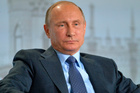 Russian President Vladimir Putin looks to be increasing military activity in Kaliningrad - the only part of Russia to have access to a non-frozen ocean all year round. Photo / AP