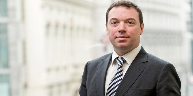 Financial Markets Authority chief executive Rob Everett.