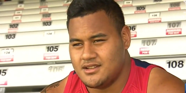 Taniela has been a sensation since joing the Queensland Reds. Photo / via YouTube