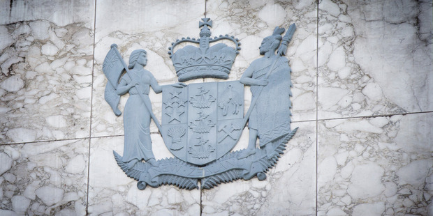 The man appeared in the Dunedin District Court where he pleaded guilty to two representative charges of possessing objectionable publications. Photo / File