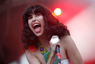 Kiwi artist Kimbra is set to perform at this year's Rhythm and Vines New Year's music festival.