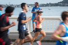 More than 14,000 people are taking part in the annual Auckland marathon this Sunday. Photo/ Greg Bowker