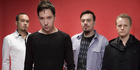 Members of Shihad opened up and shared musical ideas they wouldn't normally bring to the band with the album Beautiful Machine. Photo / Supplied