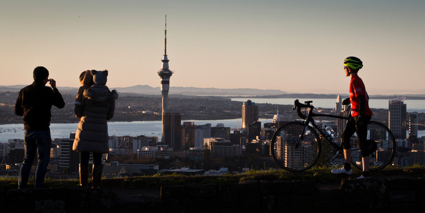 Loading The sun's not giving a full show this Labour Day with a far bit of cloud lingering around most of the country. 12 July 2015 New Zealand Herald Photograph By Greg Bowker NZH 20Jun16