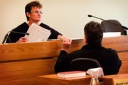 Judge Anna Johns. Photo / Greg Bowker