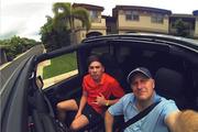 John Key has said his son Max Key's social media post was inappropriate. Photo / Instagram