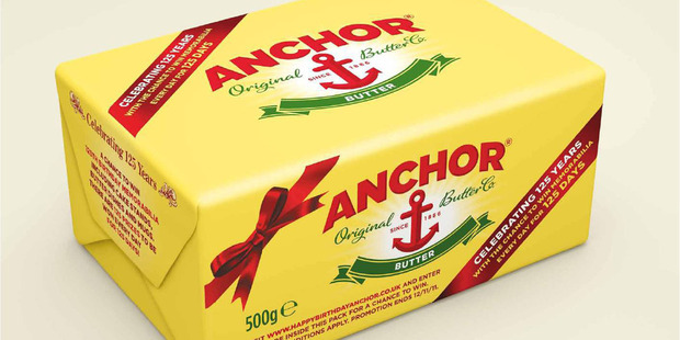 The Anchor brand is a household name in New Zealand, but it is also up there with the worlds' biggest brands on the international stage.