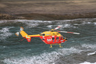 The Auckland Westpac Rescue Helicopter crew had a busy long weekend. Photo/file