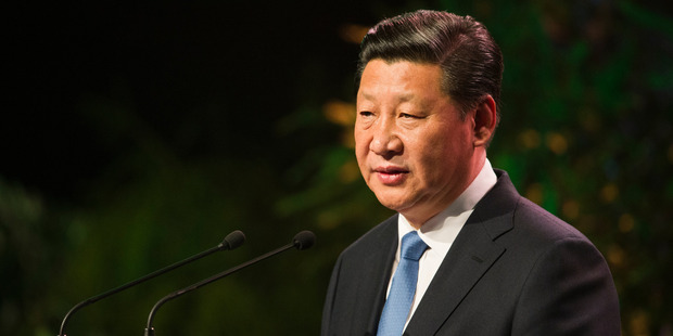 Xi is expected to stand down in 2022, before relinquishing his other titles, including President of China. Photo / Greg Bowker