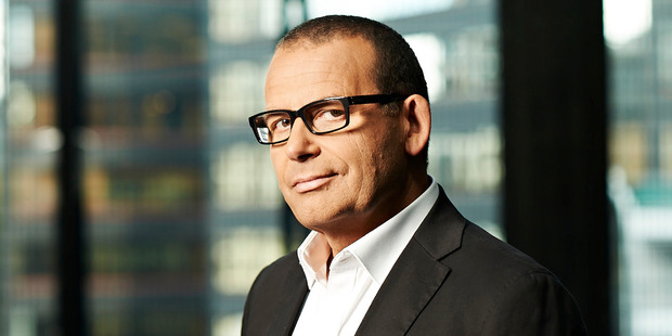 Loading Paul Henry gave an expletive-laden interview to Canvas magazine.