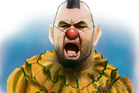 The controversial cartoon of Australian rugby coach Michael Cheika. Image / Rod Emmerson