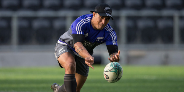 Aaron Smith will come back in to contention - and will play in Chicago says head coach Steve Hansen. Photo / Brett Phibbs