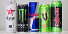 Energy drinks, often marketed to teens, can contain between 6mg and 240mg of caffeine per serve. Photo / Natalie Slade