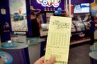 Tonight's jackpot was $30million. PHOTO/Natalie Slade