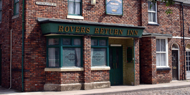 """A longtime Coronation Street fan suffered a fatal heart attack while watching a """"traumatic"""" episode of the soap. Photo / Supplied"""