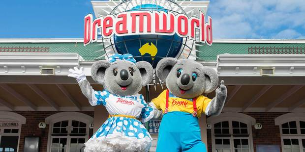 Dreamworld. Photo / Supplied