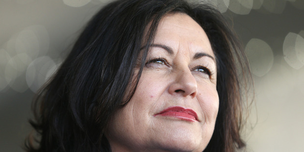 Education Minister Hekia Parata