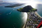 Tauranga houses are earning more daily than the average worker. Photo/file