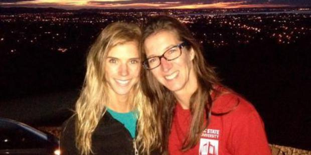 Rachel and Carolyn Lloyd will never forget the four-night ordeal they suffered through. PHOTO/supplied
