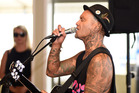 Tiki Taane is one of many New Zealand musicians taking part in an all-star Bob Marly tribute concert in Tauranga. Photo/file