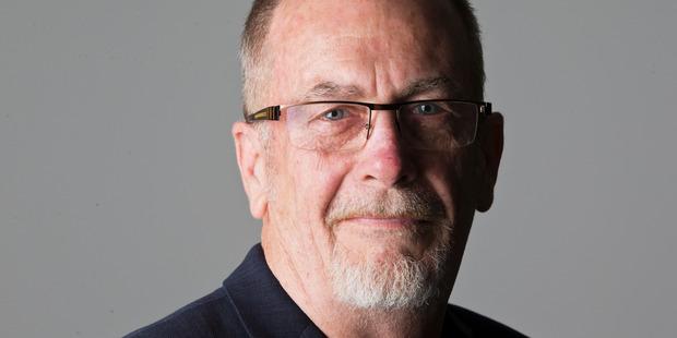New Zealand Herald cartoonist Rod Emmerson. Photo / Supplied
