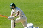 CD batsman Greg Hay posted his eighth first-class century at Saxton Oval, Nelson, yesterday. PHOTO/NZME.