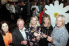 L-R: Melisa Beight, John Buck, Ali McEwan, Annabel Tapley-Smith and Tony Bish front this year's 2016 Hawke's Bay Wine Auction. Photo / Paul Taylor.