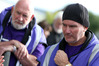 Kelvin Davis MP is walking seven marathons in seven days as part of an appeal to end sexual violence. picture / Michael Cunningham