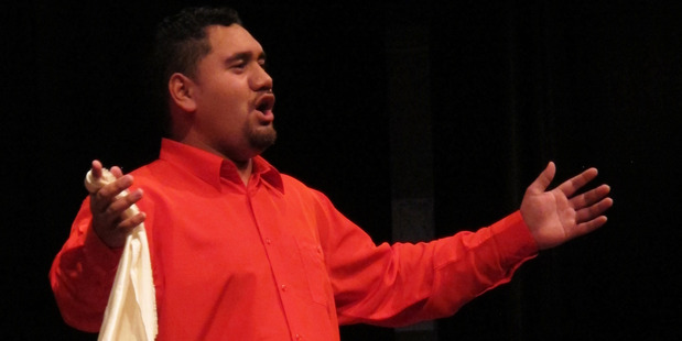 Kaikohe opera singer Kauwiti Selwyn is performing at the Turner Centre in Kerikeri tomorrow.