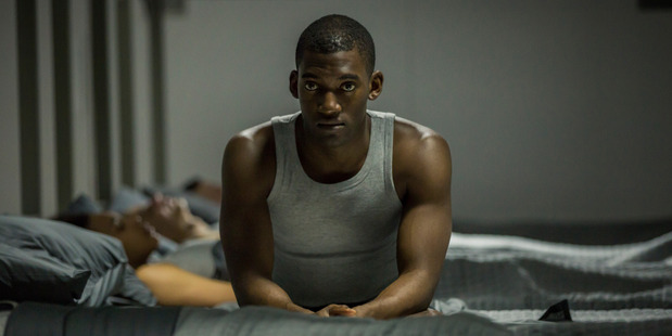 A scene from Black Mirror season four, streaming on Netflix from Friday. Photo / Supplied