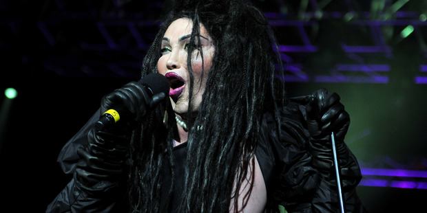 Pete Burns of Dead or Alive admitted to having more than 300 cosmetic procedures. Photo / Getty