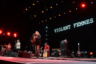I only need to hear the opening riff of the Violent Femmes' Blister in the Sun to be instantly transported back to my teenage years. Photo / Denise Truscello/WireImage
