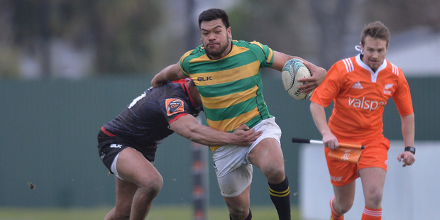 Losi Filipo escaped conviction when he appeared in Wellington District Court in August. Photo / Getty Images