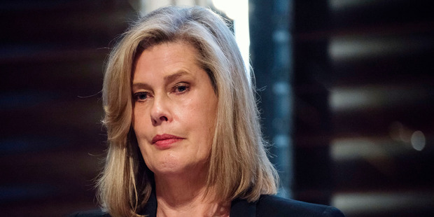 Loading CEO Deborah Thomas should never have put herself in a position at the annual general meeting to be openly interviewed by the media. Photo / Getty Images