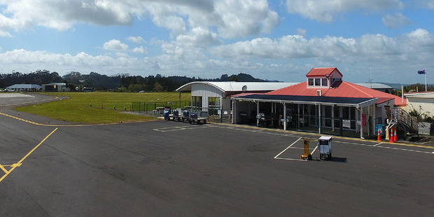 The outdated and under-sized terminal at Bay of Islands Airport is due to be expanded next year.