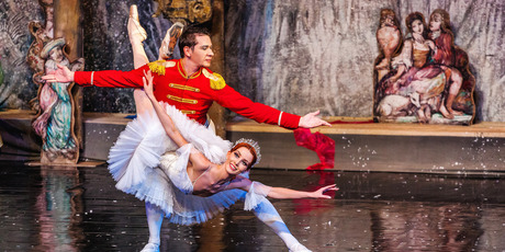 The Imperial Russian Ballet Company presents The Nutcracker. Photo/Supplied